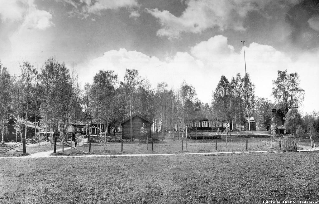 Forngården 1930-tal